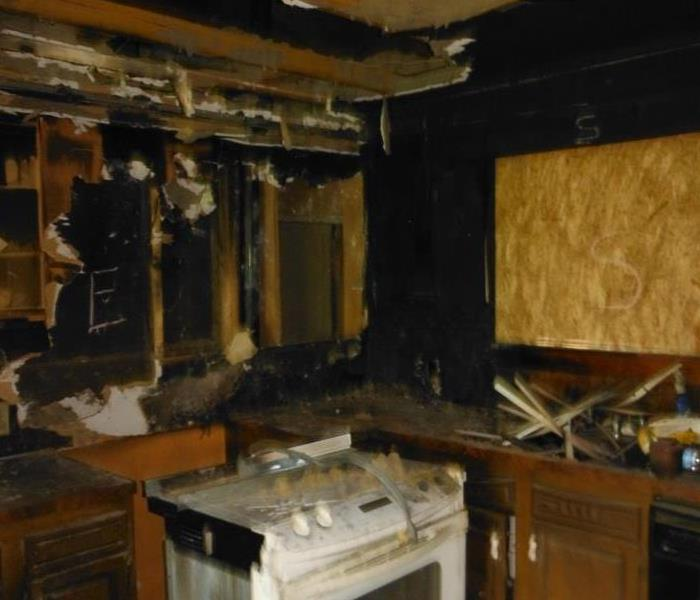 Fire Damage Check your Smoke Detectors in your Akron Home!