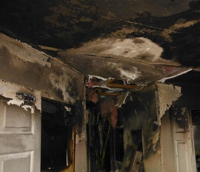 Fire Damage Keeping Your Bedroom Doors Can Save You From a Fire in Akron, Ohio
