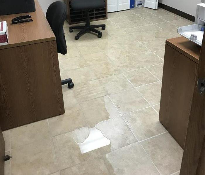Commercial Commericial Building Water Damage in Akron, Ohio
