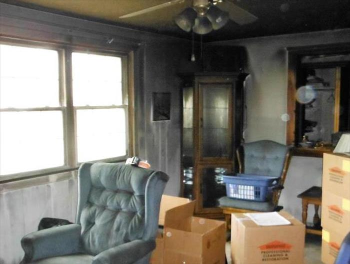 Fire Damage Fire & Smoke Damage Tips for your home in Summit County Ohio