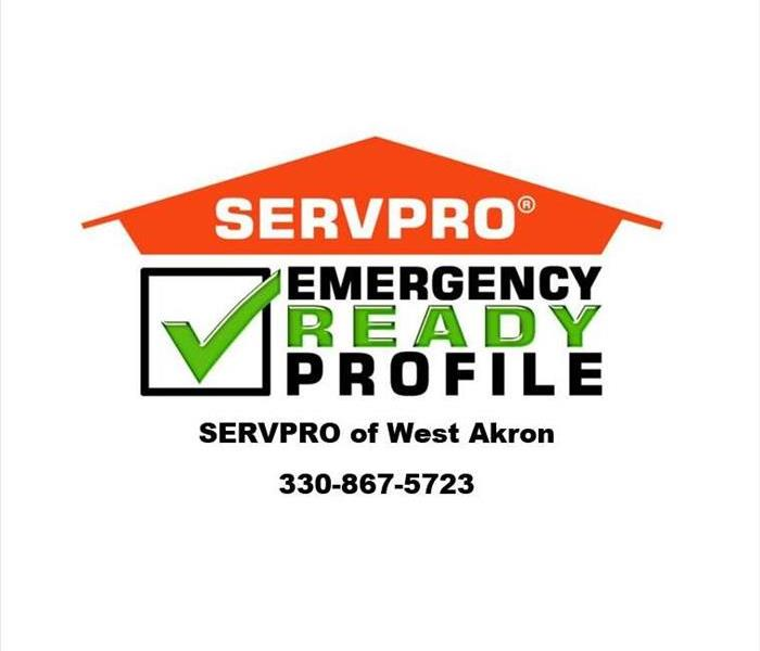Commercial Emergency Ready Profile Call SERVPRO of West Akron