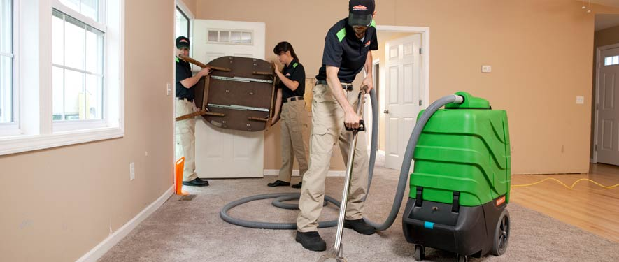 Akron, OH residential restoration cleaning